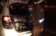 Aumentan robos violentos en Ñuñoa durante los primeros ocho meses de 2018