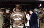 Un delincuente muerto tras asalto frustrado a tienda en pleno centro de Rancagua