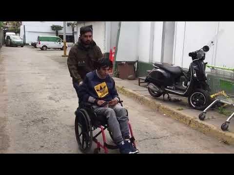 Persona con discapacidad lideraba banda que realizaba robos con intimidación