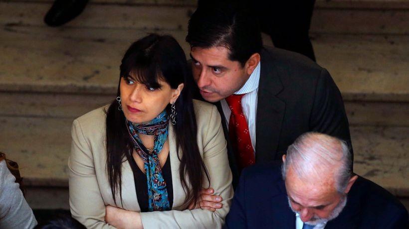 Javiera Blanco y su esposo Pedro Araya fueron asaltados