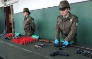 Carabineros realizó ronda masiva: dejó más de 2 mil detenidos y se incautaron armas, drogas y vehículos