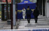 Detuvieron a sospechoso por el asesinato de un joven en el centro de Santiago