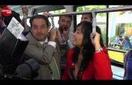 [VIDEOS] Comenzó la circulación de los primeros buses eléctricos del TranSantiago