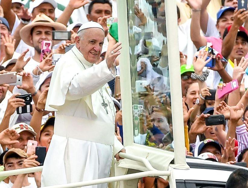 Ya está disponible la app para seguir los cantos y las lecturas de las misas durante la visita del Papa