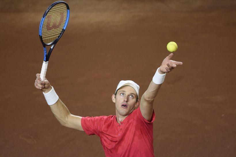 Deportes: Nicolás Jarry cayó cinco puestos en el ranking de la ATP