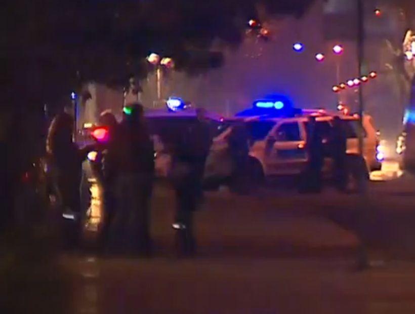 Detonan artefactos explosivos en las cercanías del cuartel general de la PDI