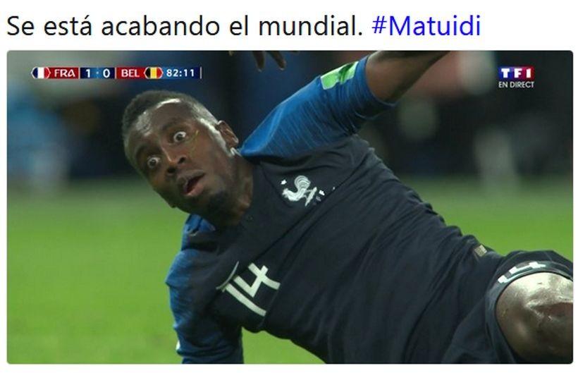 Deportes: Los infaltables memes que dejó la victoria de Francia sobre Bélgica