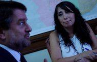 Intendenta Rubilar denunció que Orrego no pagó la cuenta del teléfono