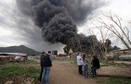 Incendio en Maipú está controlado en un 90%
