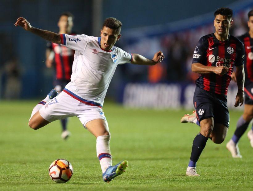 Deportes: Nacional venció a San Lorenzo y avanzó a cuartos de final de Copa Sudamericana